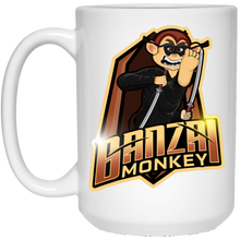 Load image into Gallery viewer, 21504 15 oz. Monkey mug