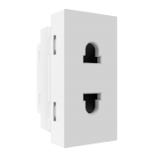 25 and 10A protruded socket 2M - WSNSK32