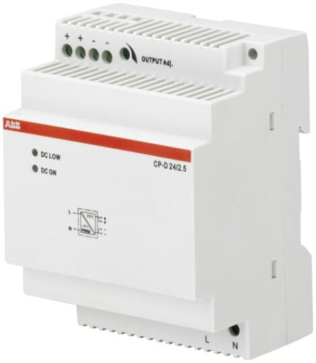 PriOn Power Supply, 24 V DC, - CP-D24/2.5