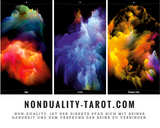 (NON-DUALITY) NON-DUALITY TAROT, AND ORACLE CARD SET