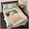 To My Wife You are Braver Than You Believe Personalized Blanket