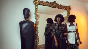 DESIGNER SPOTLIGHT:  Christie Brown by Aisha Obuobi