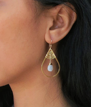 Athena Medium Earrings