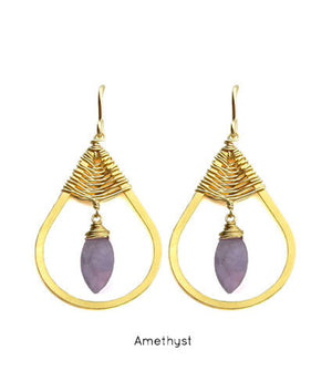 Athena Small Earrings