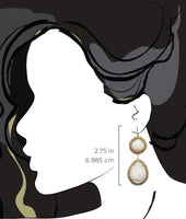 2-Tier Dynasty Earrings