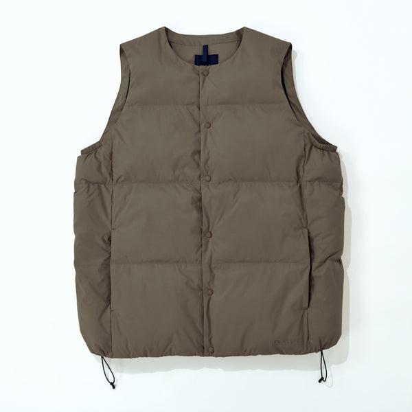#3 ALLIED DOWN OVER VEST