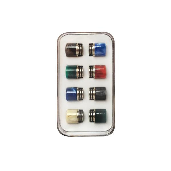 Replacement 810 Drip Tip Set - Pack of 8