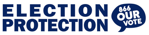 election protection hotline logo