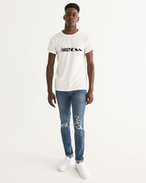 Vote5_KinseyH_Transparent Men's Graphic Tee
