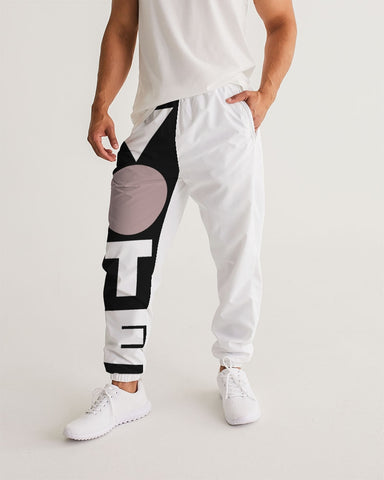 Vert Vote Black Men's Track Pants