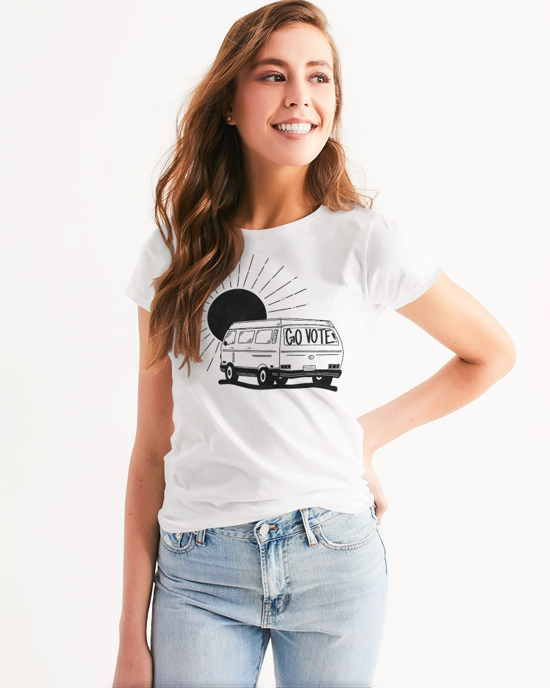 Vote2_KinseyH_Transparent Women's Tee