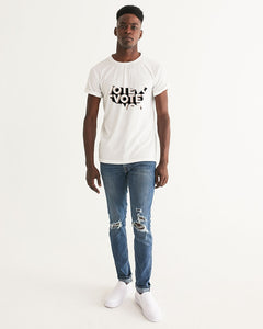 Vote4_KinseyH_Transparent Men's Graphic Tee