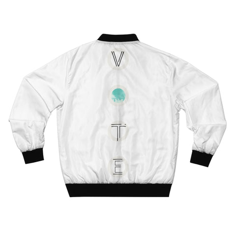 Ocean Vote Bomber Jacket