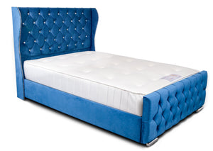 oxford wing bed