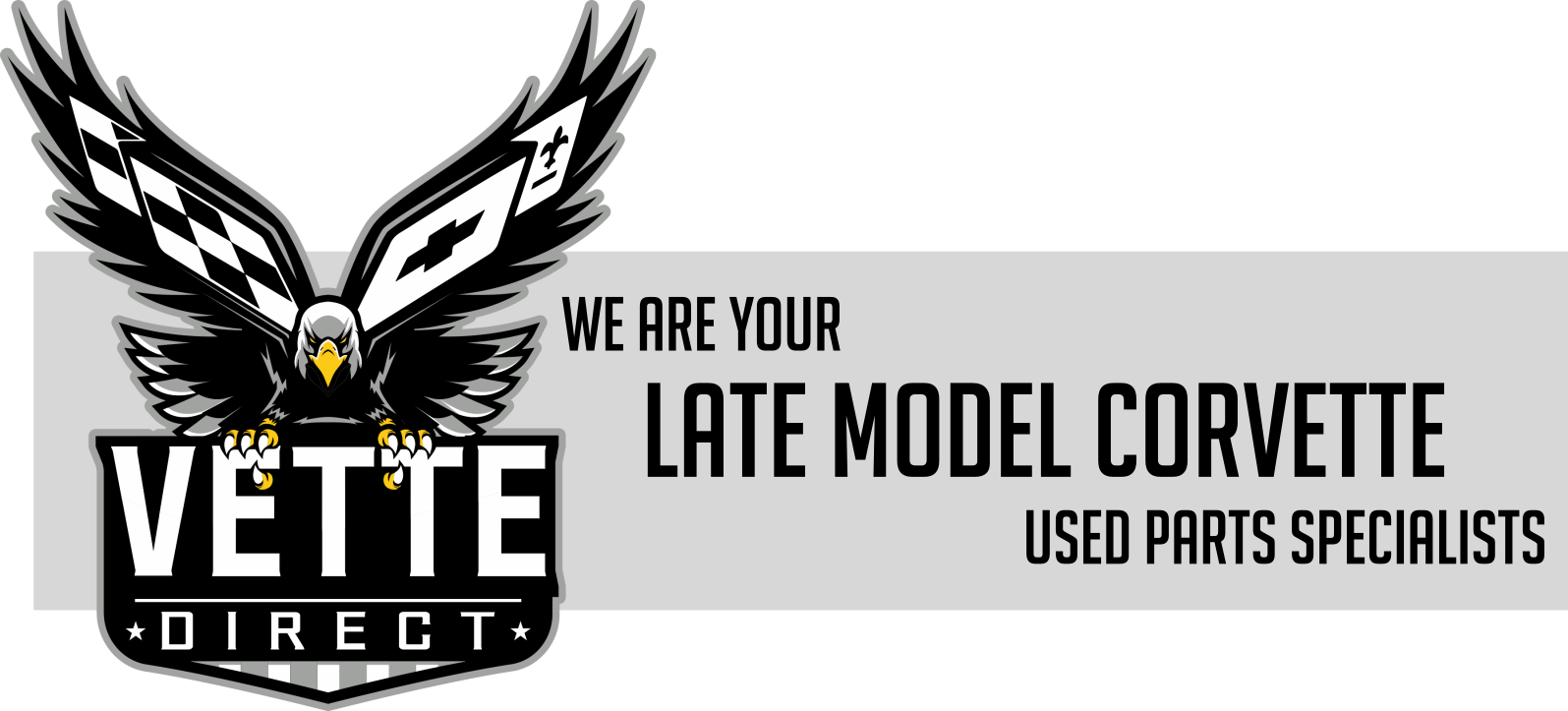 Vette Dire We are YOUR Late Model Corvette Used Parts Specialists