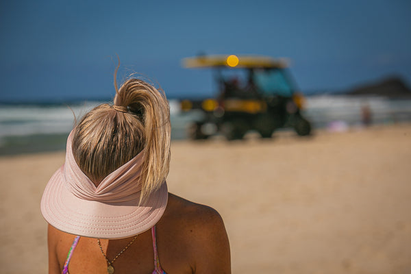 TheseCool-Sun hat-Pink