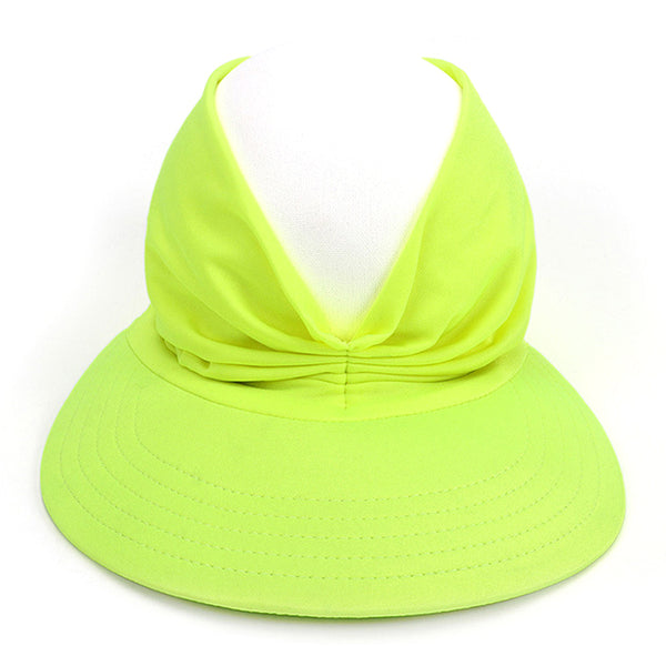 TheseCool-Sun hat-fluorescent green