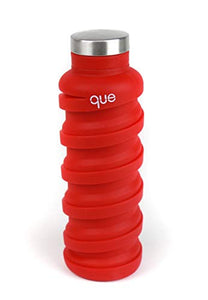 Que Women's 20oz Bottle, Bonfire Red, One Size