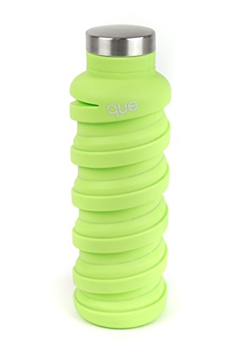 Que Women's 20oz Bottle, Key Lime Green, One Size