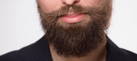 Dry And Frizzy Beard