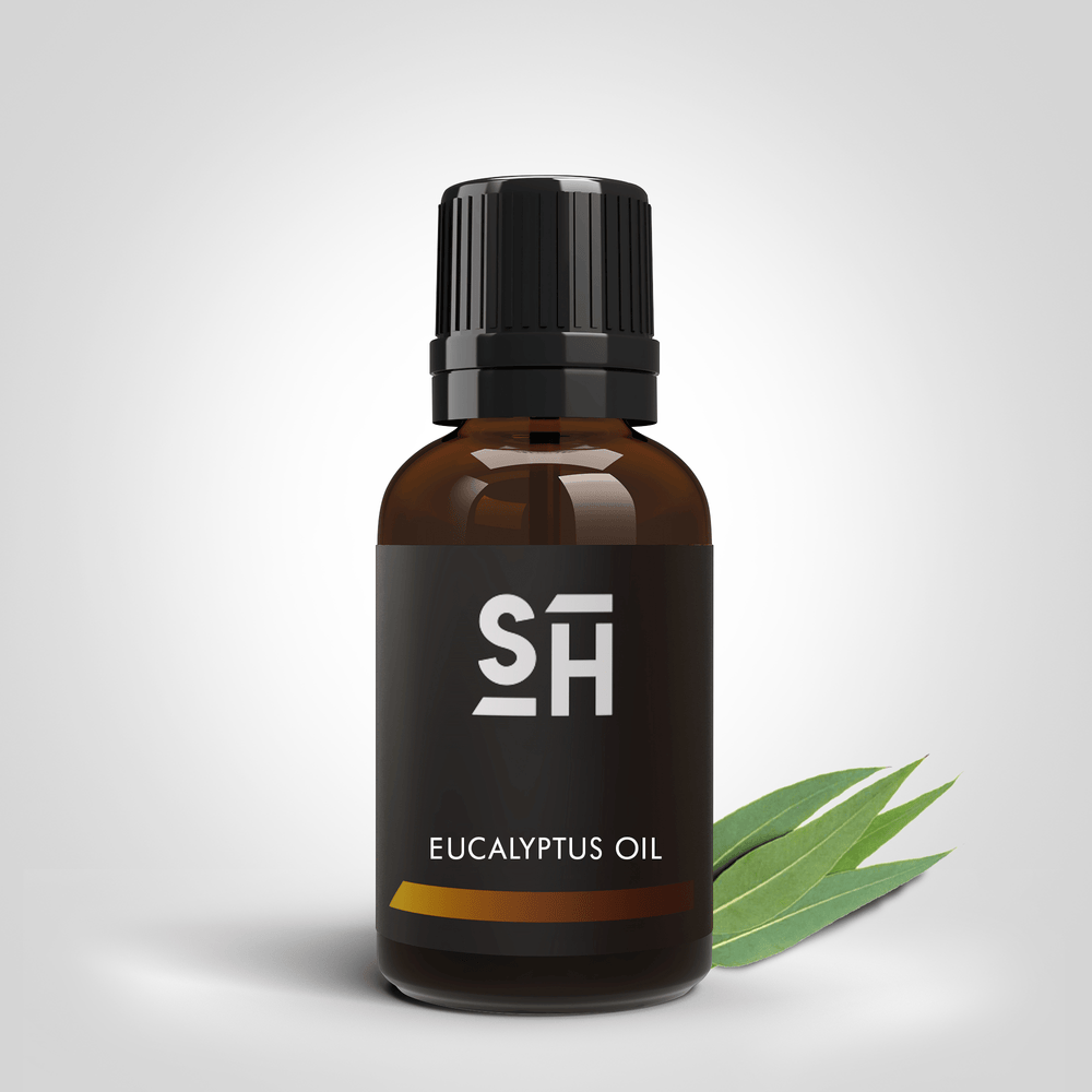 EUCALYPTUS OIL - Speaking Herbs