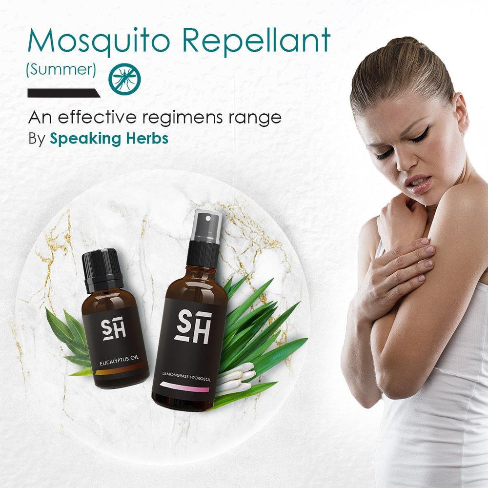 Mosquito Repellant Regimen (For summers) - Speaking Herbs