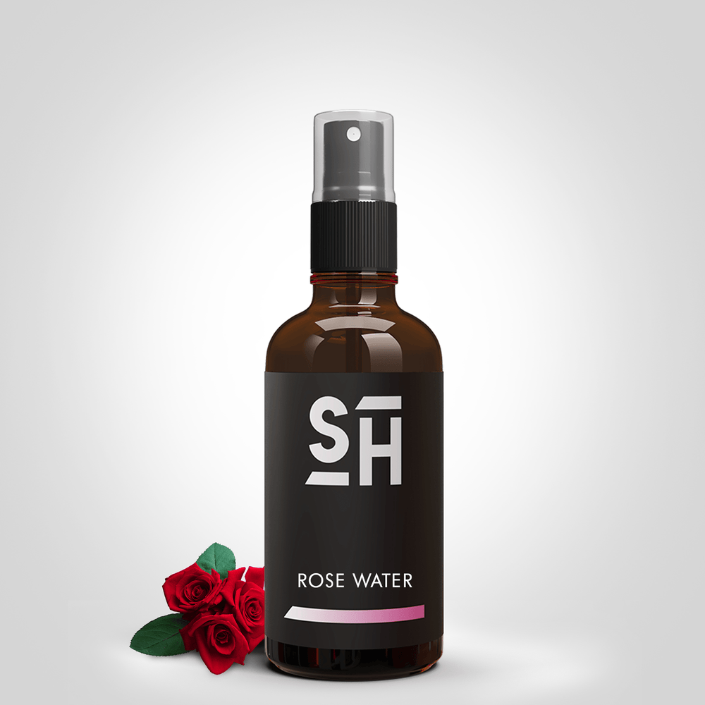ROSE WATER - Speaking Herbs