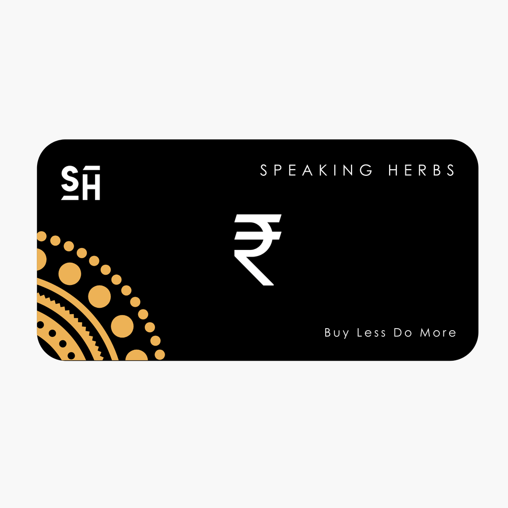 Speaking Herbs Gift Card - Speaking Herbs