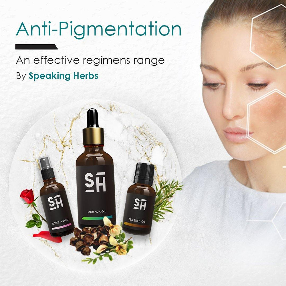 Anti-Pigmentation Regimen - Speaking Herbs