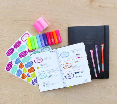 Yoo-bi a Planner - Easy Ways to Spice Up Your Planner