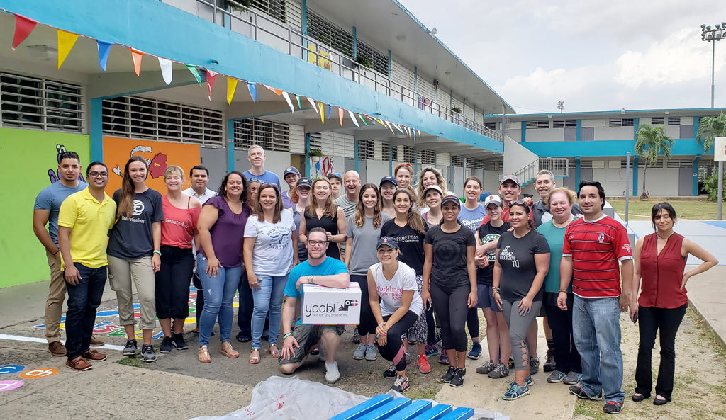 We Heart You Puerto Rico: Yoobi's Disaster Response Continues