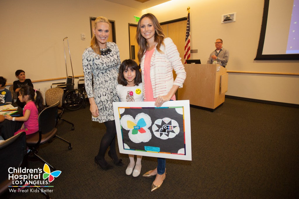 Yoobi + Starlight Children's Foundation Brighten Patients' Days at CHLA