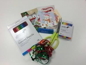 Make Holiday Gift Tags From Recycled Cards
