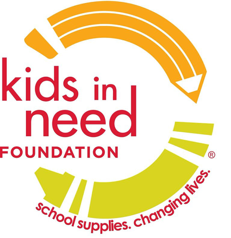 Yoobi Highlight: Our National Give Partner, Kids In Need Foundation