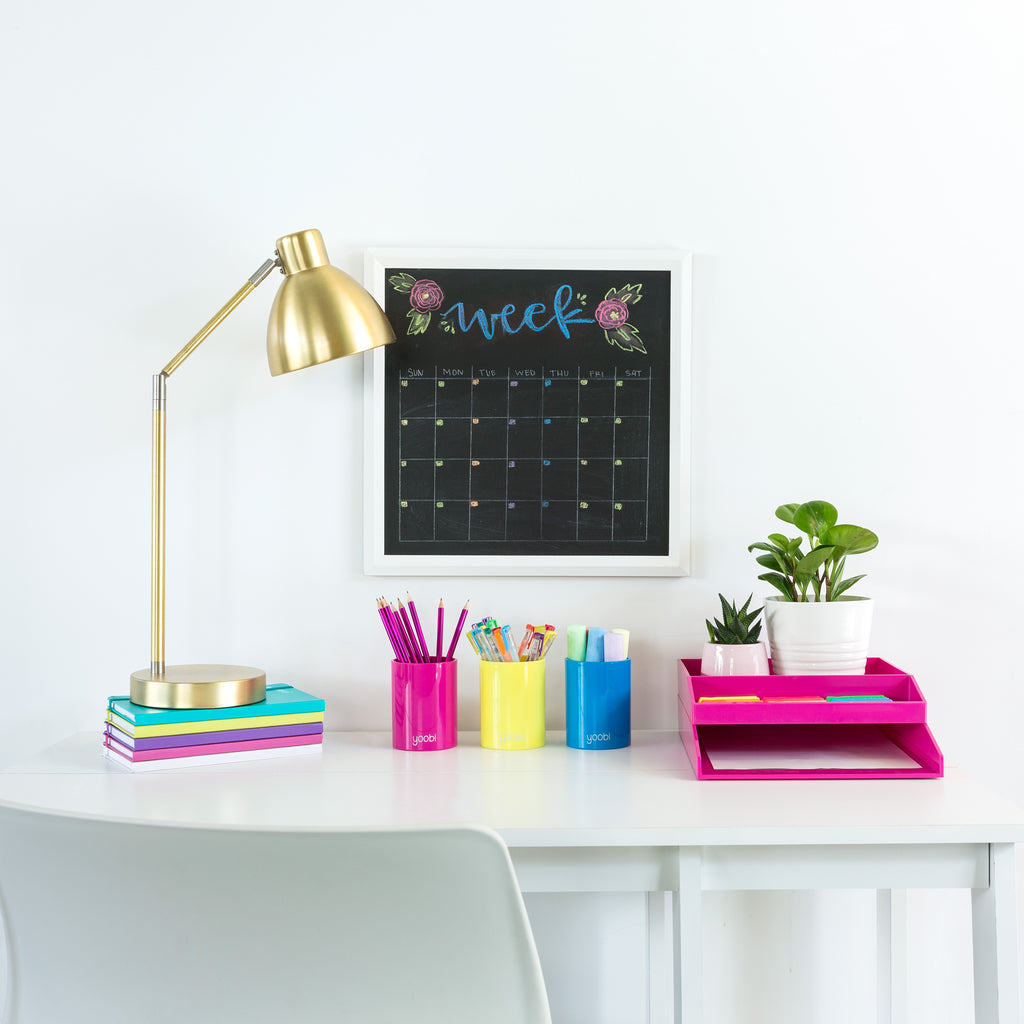 Inspire Your Monday Motivation with a Spruced-Up Workspace!