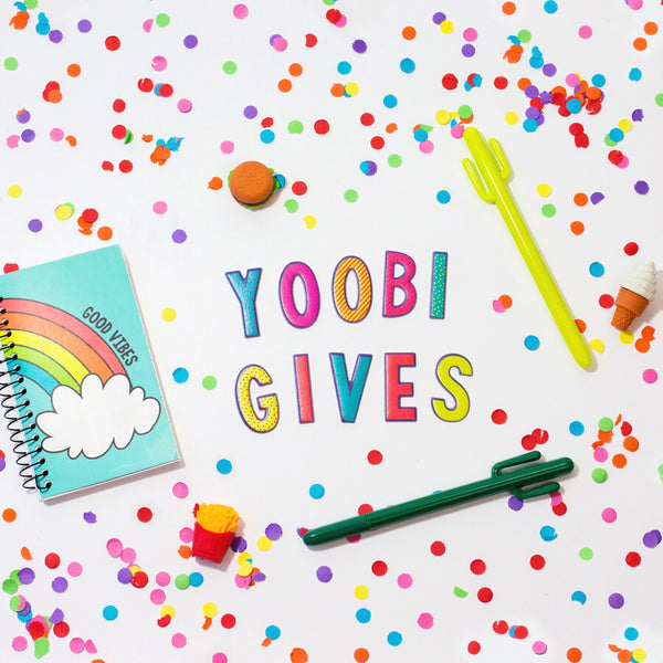 5 Yoobi Items to Help You Slay Finals Week