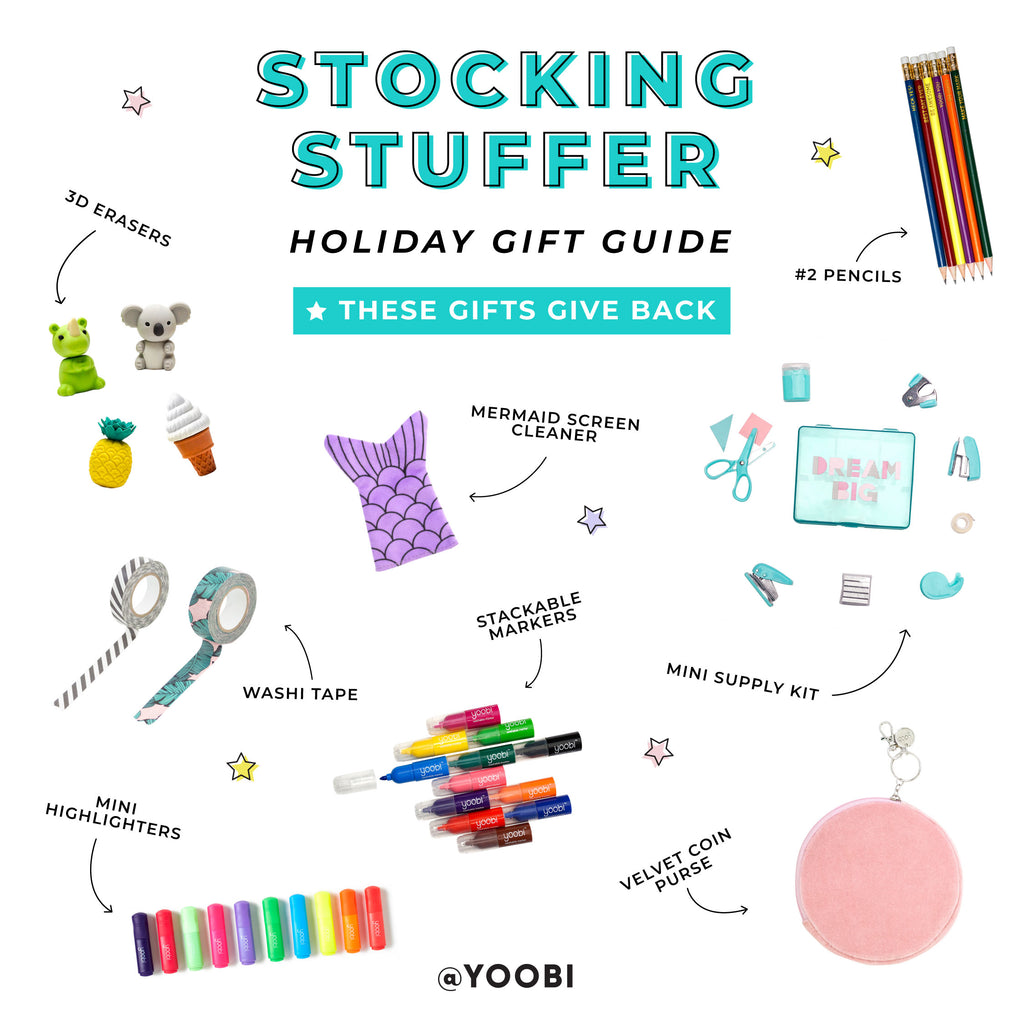 8 Best Stocking Stuffer Gift Ideas