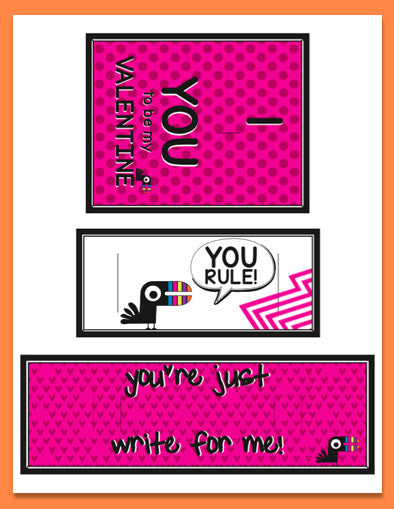 Valentine's Day Pun Print Outs