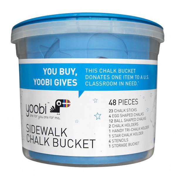 Yoobi Highlight: Yoobi Chalk Bucket