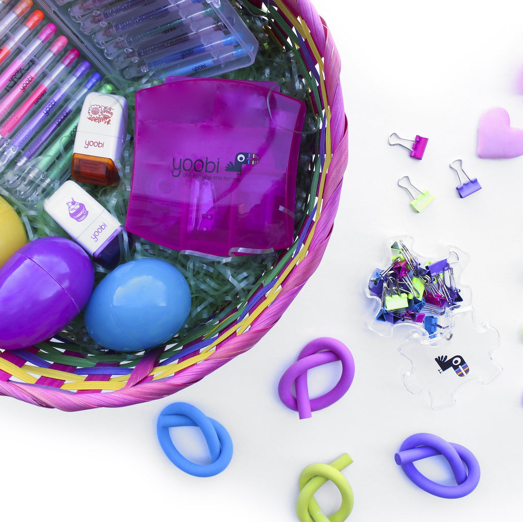 15 Non-Candy Easter Basket Gift Ideas that GIVE BACK