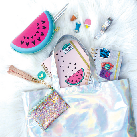 holographic back to school products