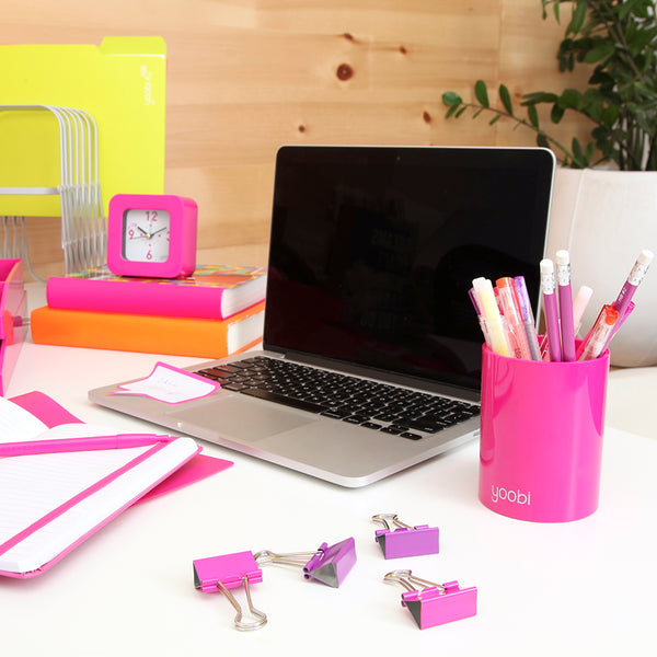 how to organize your workspace - yoobi