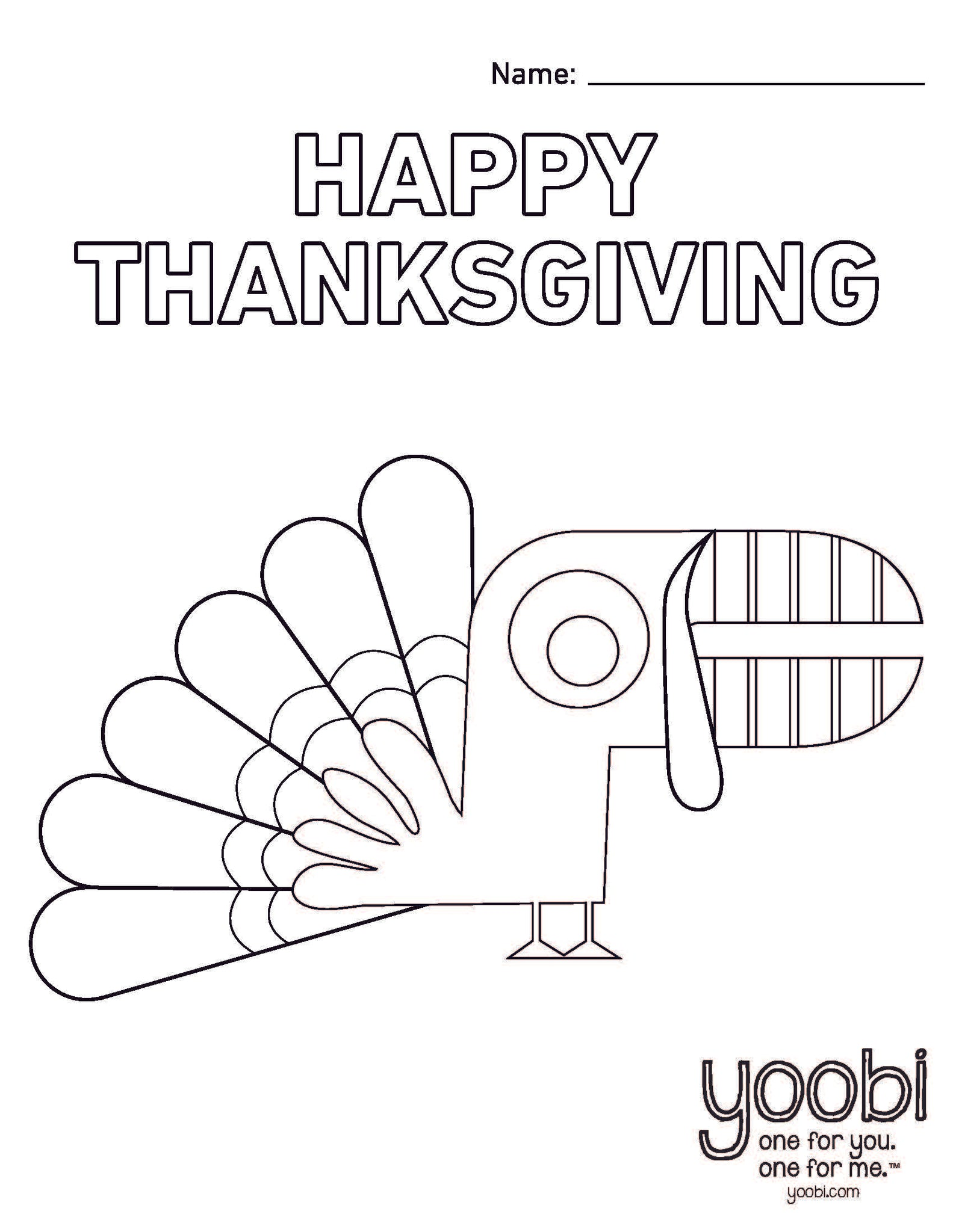 Holiday Activity Sheets – Yoobi