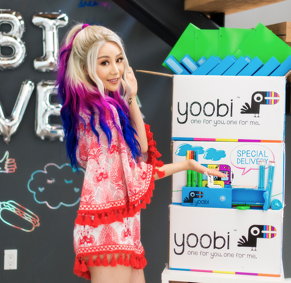 Back To School Party With Wengie And Yoobi Bffs