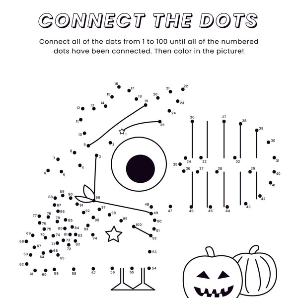 Downloadable Activity Sheets for Drawing and Coloring