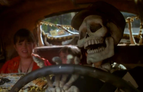 HalloweenTown Taxi Driver