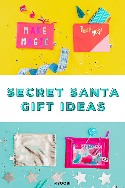 Gift exchanges, Secret Santa, White Elephant are all stressful during the holidays. Yoobi is sharing the best gifting ideas that will bring a smile to anyone. For colleagues, best friends, and kids, this gift guide is the passport to sleigh your upcoming party.