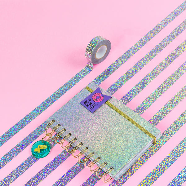 holographic washi tape - back to school essentials