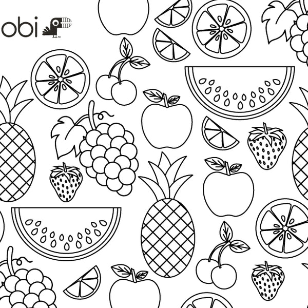 Downloadable Activity Sheets For Drawing And Coloring Yoobi