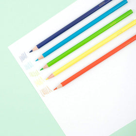 Colored Pencils, 100 Pack